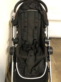 Used Graco Jogger 3 Wheel Convertible Stroller For Sale In