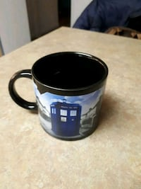 Collectable dr who mug 3127 km