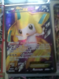 Pokemon Trading card game Full Art Jirachi EX Downey, 90242