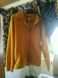 yellow full-zip jacket Golden Valley, 86413