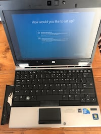Great small upgraded HP Enterprise Laptop