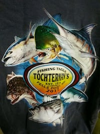Fishing sweatshirt Baltimore