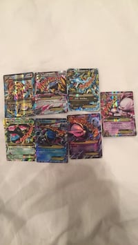 assorted Pokemon trading card collection New York, 10016