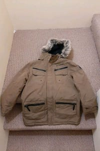 Noize winter jacket size 14