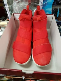 Lebron Soldier 10 SFG Size 12