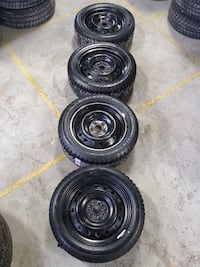 Toyota Carolla Wheel & Tire Winter Package 16 inch Mississauga