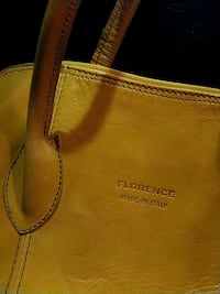 FLORENCE Italian Leather Handbag San Francisco, 94103