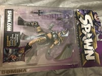 Collectors spawn action figure in box .in good condition.
