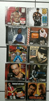 Cd hip hop