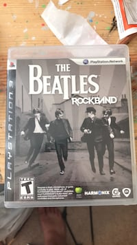 Beatles Rockband Playstation 3 Jacksonville, 32205
