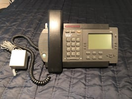 Nortel 350 two line telephone