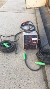 Black and green welding machine Port Chester, 10573