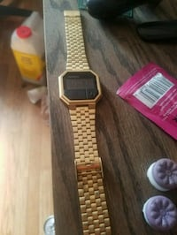 Official Nixon Gold Stainless Steel Watch Rochester, 14620