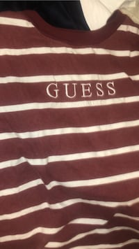 Guess shirt Edmonton