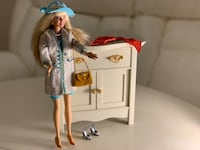 Official Barbie Collectors Club Second Edition Vienna, 22180