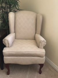Wing back chair good condition Fort Myers, 33919