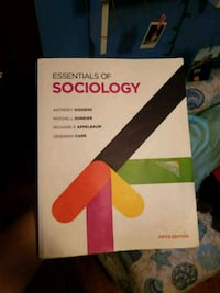 Sociology textbook 5th edition  Watertown, 06779