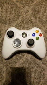 white Xbox 360 game controller San Jose, 95112