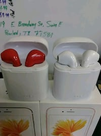 Wireless headphones i7 new  Pearland, 77581