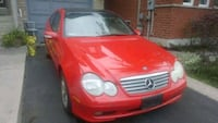 Mercedes - C - 2002 only 150k runs great or trade? Vaughan, L4L 9B1