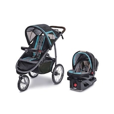 Stroller and car seat travel system