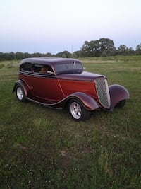 Ford - 1934 Central, 70739