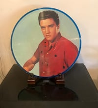 Elvis A Legendary Performer Picture Disc Alhambra, 91803
