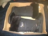 Oscar sport real leather and fur