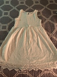 KIDS LACE DRESS  3729 km