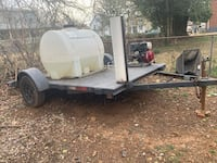 Money Maker$$ pressure wash & Trailer Baltimore
