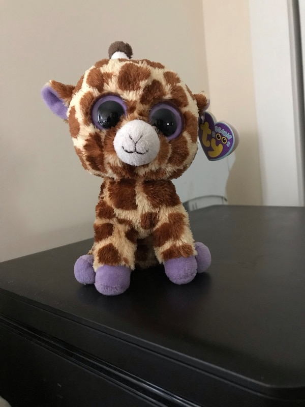 0740e026fb6 Used Beanie boo collectible giraffe for sale in Highland - letgo