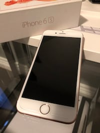 iPhone 6s mint condition Surrey, V4N 3W2