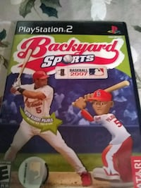 Ps2 baseball Del City