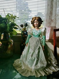 Rare Decor and more. porcelain doll Vancouver