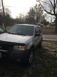 2003 Ford Escape XLT Sport Mineral Ridge
