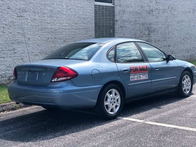 MD INSPECTED Ford Taurus 4