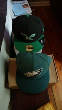 Philly Eagles fitted  Staunton, 24401