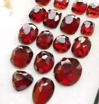 every kind of gems i have this is garnet
