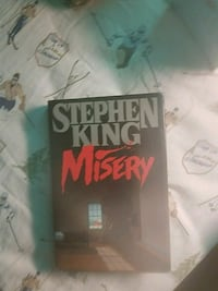 Misery book by Stephen King