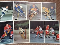 1963/64 Toronto Star Hockey Stars in Action