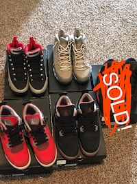 Jordan Retros  Houston, 77091