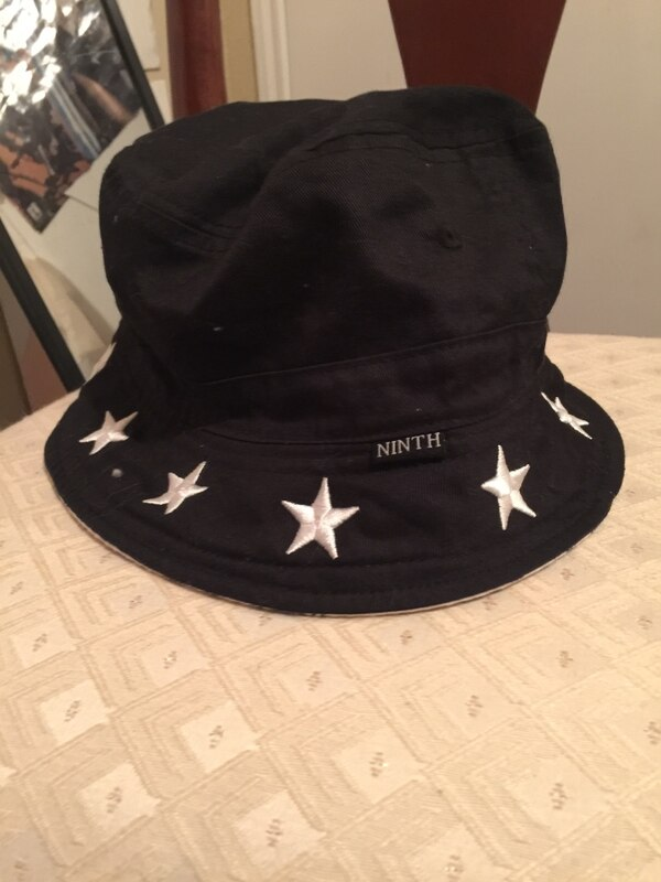 Next listing. Previous listing. black and white paisley bucket hat. 1 5 5ed007c96663