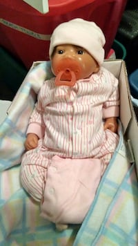 Lee Middleton collection doll