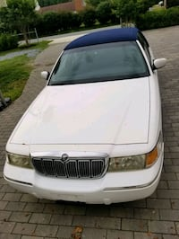 Mercury - Grand Marquis - 1998 Accokeek