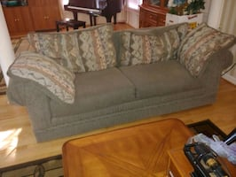 Living Room Set - Couch, Love Seat & Chair