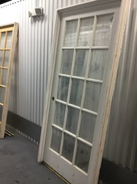 15 LITE INTERIOR PREHUNG DOOR 36""