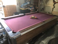 8ft Commercial pool table  Santa Ana, 92707
