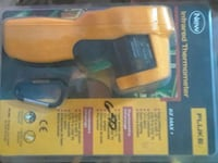 black and yellow power tool Stevinson, 95374