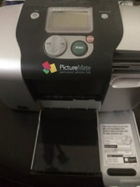 Epson used picture mate printer. New York, 10465