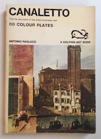 Canaletto 80 Colour Plates Toronto